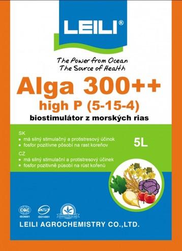 Alga 300++ high P