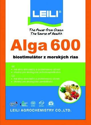 Alga 600