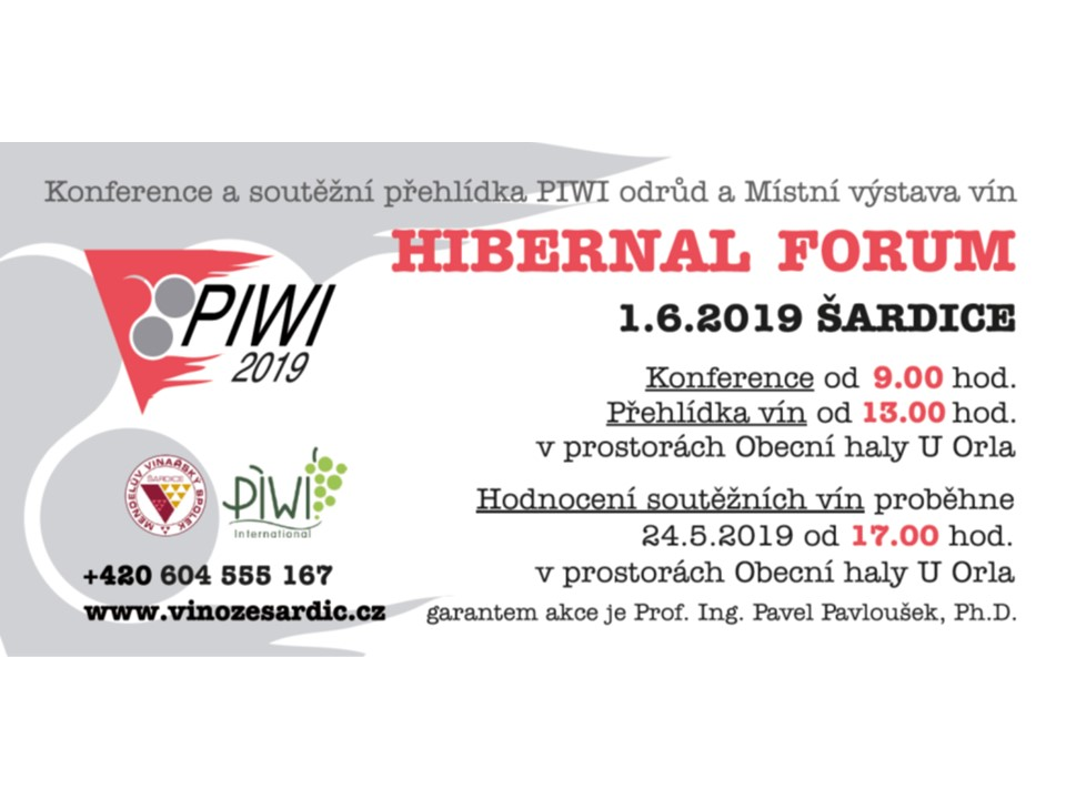 PIWI 2019